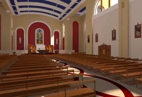 church-animation